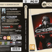 Crysis - Maximum Edition (2009) CZ PC DVD Cover & Labels