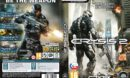 Crysis 2 (2011) CZ PC DVD Cover & Label