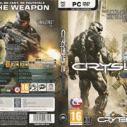 Crysis 2 - Limited Edition (2011) CZ PC DVD Cover & Label