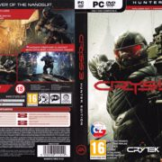 Crysis 3 (2013) CZ PC DVD Cover & Label