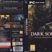 Dark Souls II (2014) PL PC DVD Cover & Labels