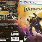 Dark Void (2010) EU PC DVD Cover & Labels