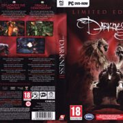 The Darkness II - Limited Edition (2012) CZ PC DVD Cover & Label