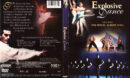 EXPLOSIVE DANCE (1998) R1 DVD COVER & LABEL