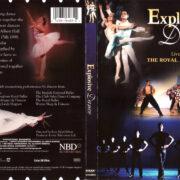 EXPLOSIVE DANCE (1998) R1 DVD COVER & LABEL