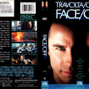 FACE OFF (1997) R1 DVD COVER & LABEL