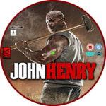 John Henry (2020) R2 Custom DVD Label