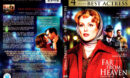 FAR FROM HEAVEN (2002) R1 DVD COVER & LABEL
