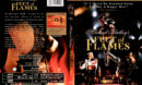 FEET OF FLAMES (1998) - MICHAEL FLATLEY R1 DVD COVER & LABEL