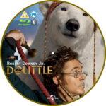 Dolittle (2020) RB Custom Blu-Ray Label