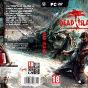 Dead Island (2011) EU PC DVD Covers & Label