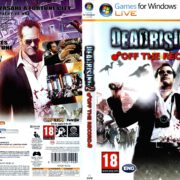 Dead Rising 2: Off the Record (2011) CZ PC DVD Cover & Label