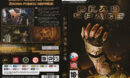 Dead Space (2008) CZ/SK PC DVD Cover & Label