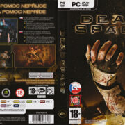 Dead Space (2008) CZ/SK PC DVD Cover & Label