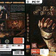 Dead Space (2008) AU PC DVD Cover