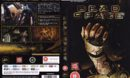 Dead Space (2008) UK PC DVD Cover & Label