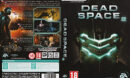 Dead Space 2 (2011) CZ PC DVD Cover & Labels