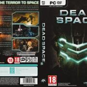 Dead Space 2 (2011) CZ PC DVD Cover & Labels