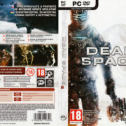 Dead Space 3 (2013) CZ PC DVD Cover & Labels