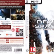 Dead Space 3 - Limited Edition (2013) CZ PC DVD Cover & Labels