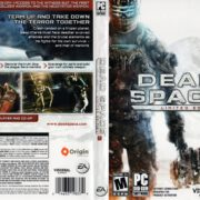 Dead Space 3 - Limited Edition (2013) US PC DVD Cover & Labels