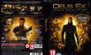 Deus Ex: Human Revolution - Limited Edition (2011) CZ PC DVD Cover & Label
