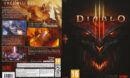 Diablo III (2012) CZ PC DVD Cover & Label