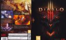 Diablo III (2012) EU PC DVD Cover & Label