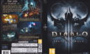 Diablo III: Reaper of Souls (2014) CZ PC DVD Cover & Label