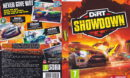 DiRT Showdown (2012) EU PC DVD Cover & Label