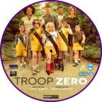Troop Zero (2020) R2 Custom DVD Label