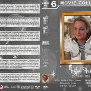 Helen Hunt Filmography - Set 2 (1981-1984) R1 Custom DVD Cover
