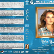 Helen Hunt Filmography - Set 3 (1984-1988) R1 Custom DVD Cover