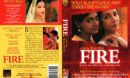 FIRE CE (1996) R1 DVD COVER & LABEL