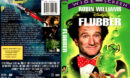 FLUBBER (1997) R1 DVD COVER & LABEL