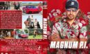Magnum P.I. - Season 1 (2019) R1 Custom DVD Cover & Labels