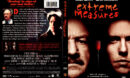 EXTREME MEASURES (1996) R1 DVD COVER & LABEL