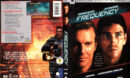FREQUENCY (2000) R1 DVD COVER & LABEL