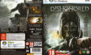 Dishonored (2012) CZ PC DVD Cover & Label