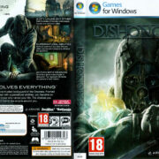 Dishonored (2012) EU PC DVD Cover & Label