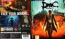 DmC - Devil May Cry (2013) EU PC DVD Cover & Label