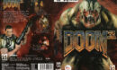Doom 3 (2004) CZ PC DVD Cover & Labels