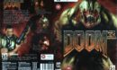 Doom 3 (2004) EU PC DVD Cover & Labels