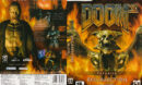 Doom 3: Resurrection of Evil (2005) CZ PC DVD Cover & Label