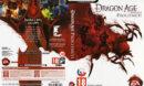 Dragon Age: Prameny - Procitnutí (2010) CZ PC DVD Cover & Label