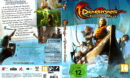 Drakensang: The River of Time (2010) GER PC DVD Cover & Label