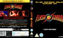 FLASH GORDON (1980) R2 BLU-RAY COVER & LABEL