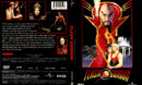 FLASH GORDON (1980) R1 DVD COVER & LABEL