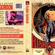 FLESH GORDON (1974) R1 DVD COVER