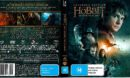 The Hobbit An Unexpected Journey (2012) Blu-Ray Cover